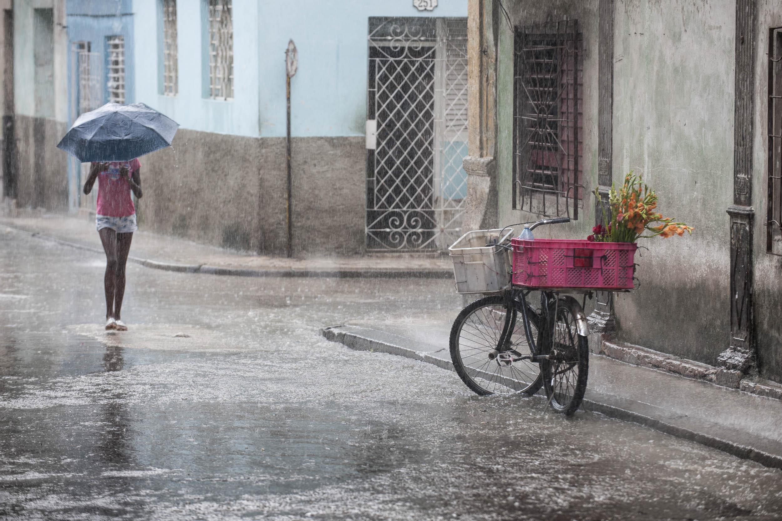 Flores mojadas - Cuba - Hector Garrido, Aerial and human photography