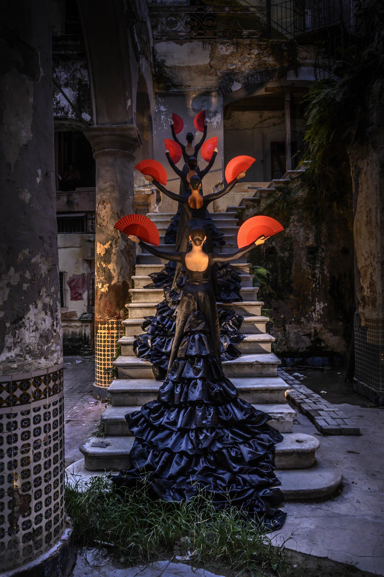 Lizt Alfonso Dance Cuba - Cuba - Hector Garrido, Aerial and human photography