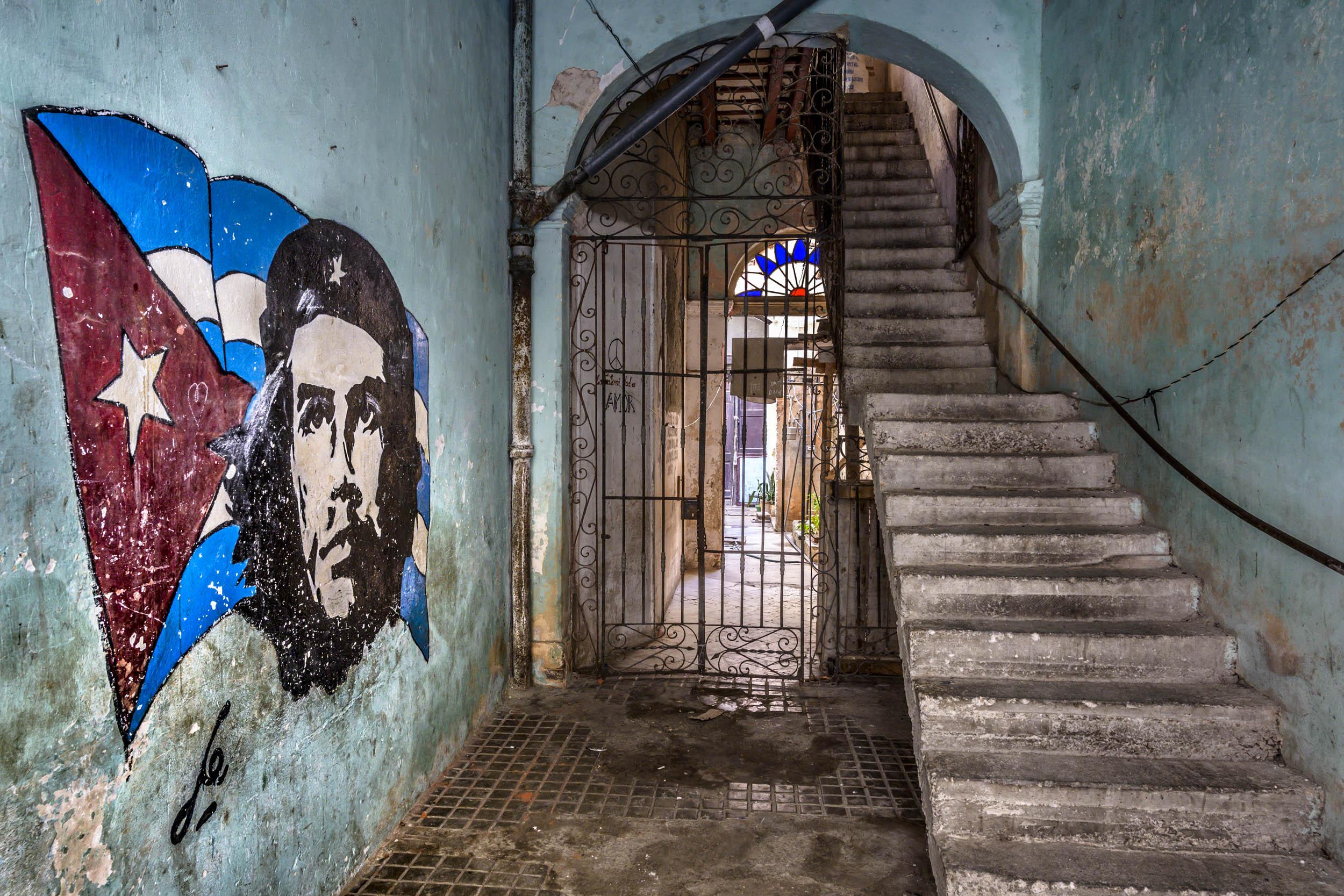 Espacio en perspectiva - Cuba - Hector Garrido, Aerial and human photography
