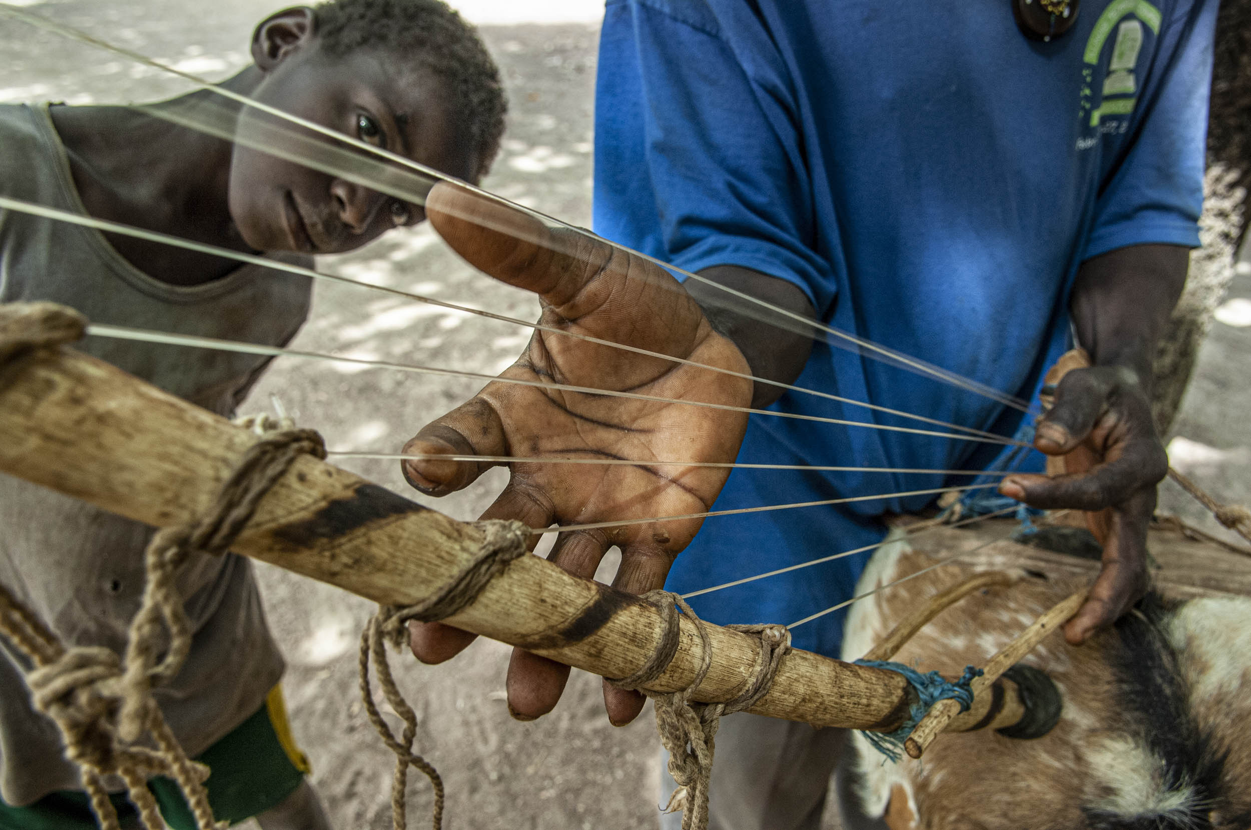 Kora, Burkina Faso - Ethnoland - Hector Garrido, Aerial and human photography