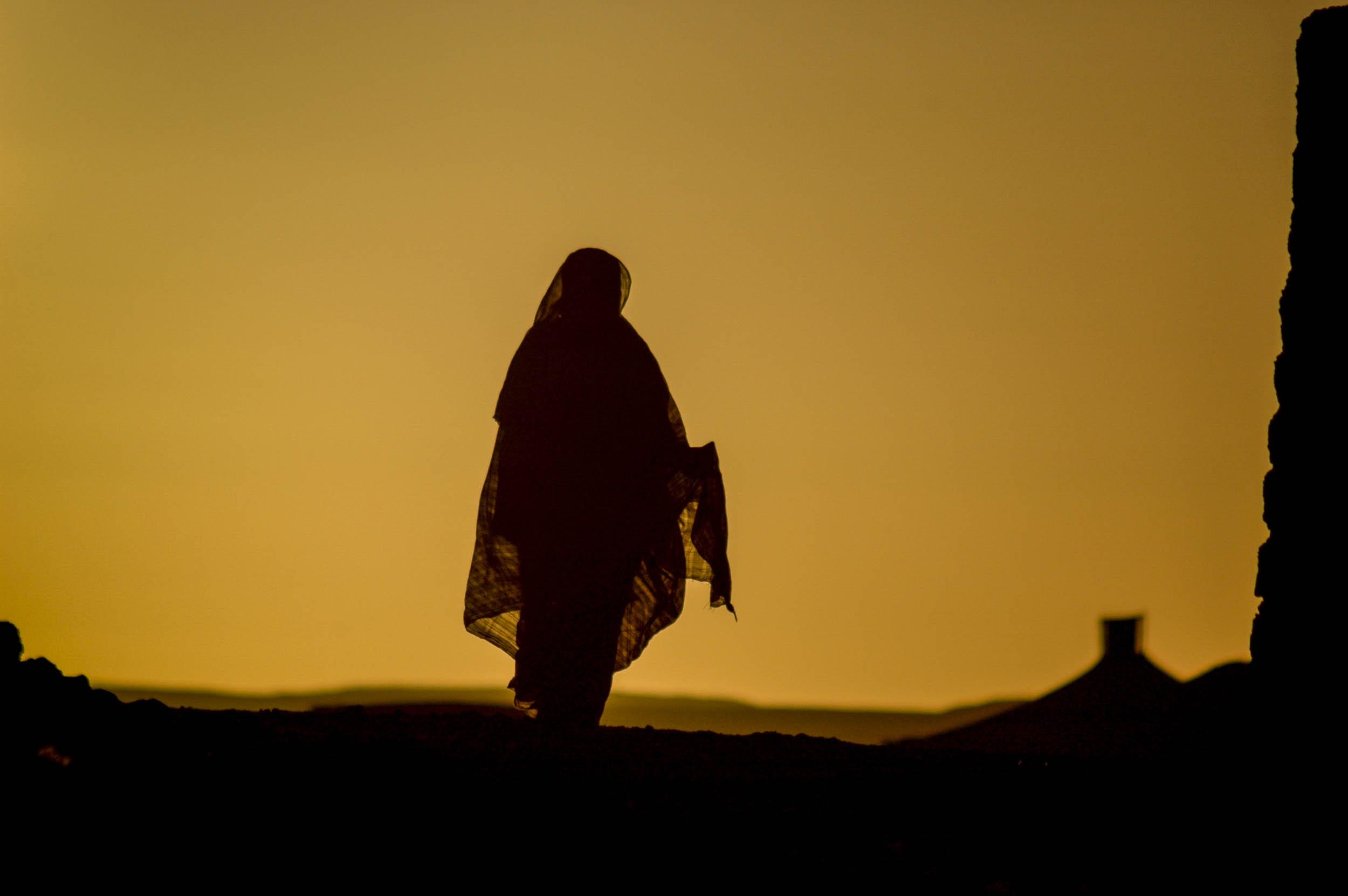 Tindouf, Sáhara - Ethnos - Hector Garrido, Aerial and human photography