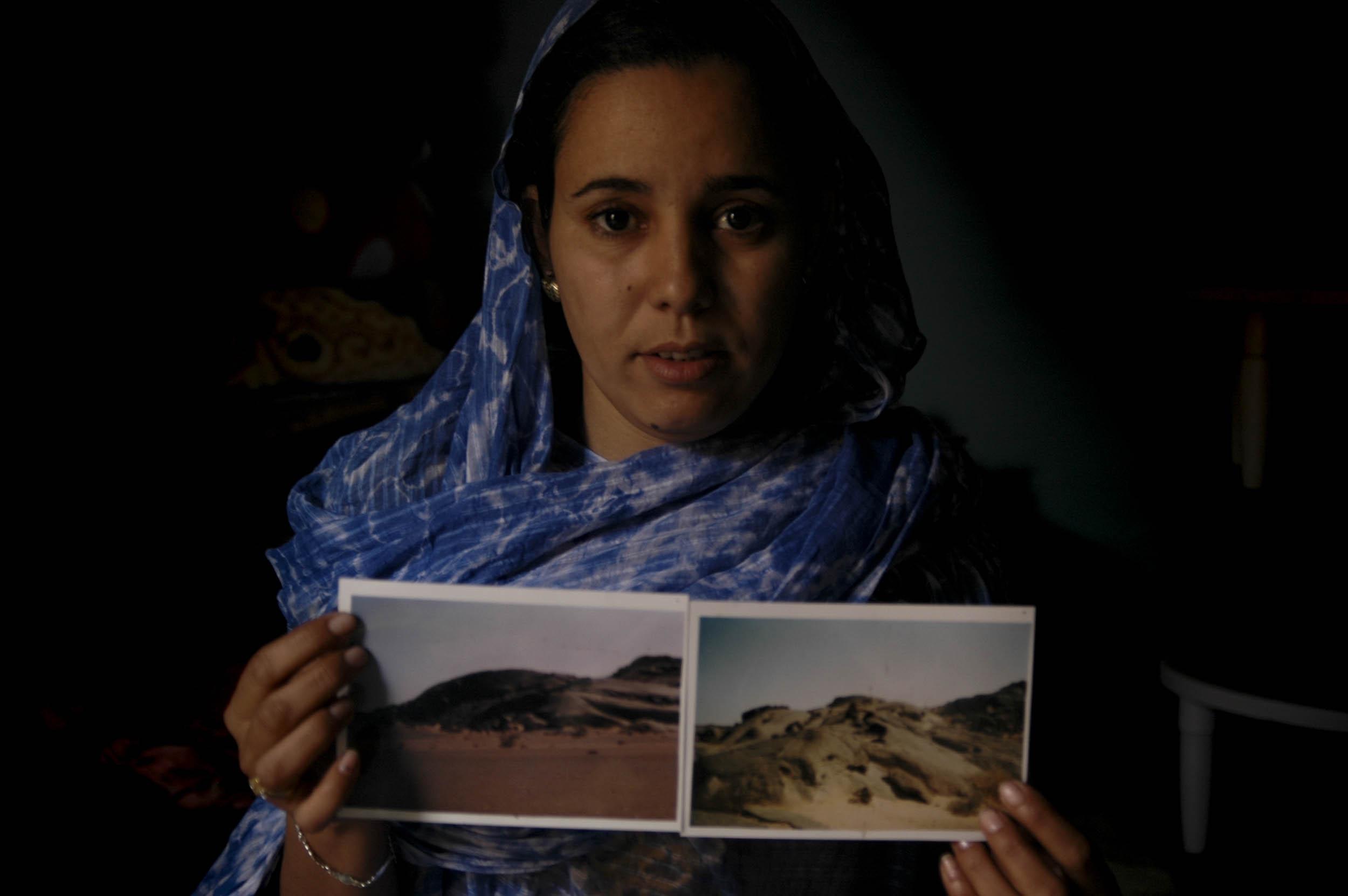 Territorios ocupados, Sahara - Ethnos - Hector Garrido, Aerial and human photography