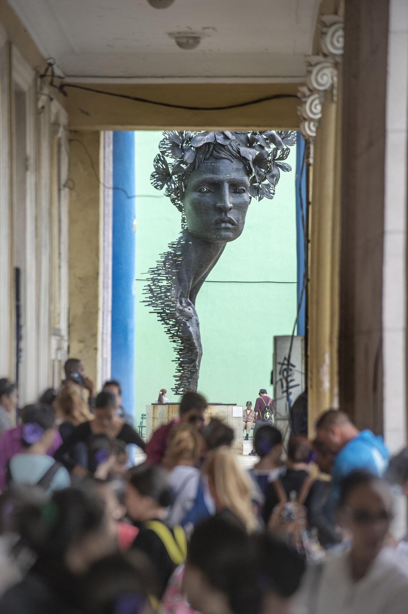 Primavera al fondo - Cuba - Hector Garrido, Aerial and human photography