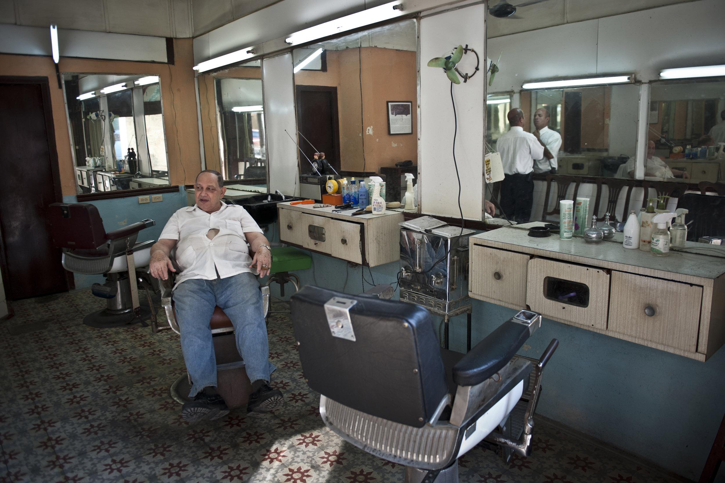 Barbería 2 - Cuba - Hector Garrido, Aerial and human photography
