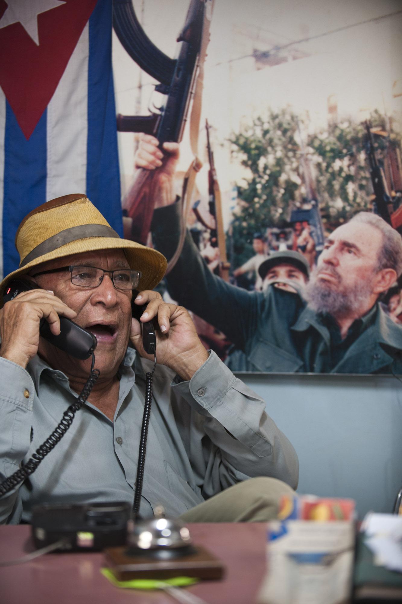 Llamado - Cuba - Hector Garrido, Aerial and human photography