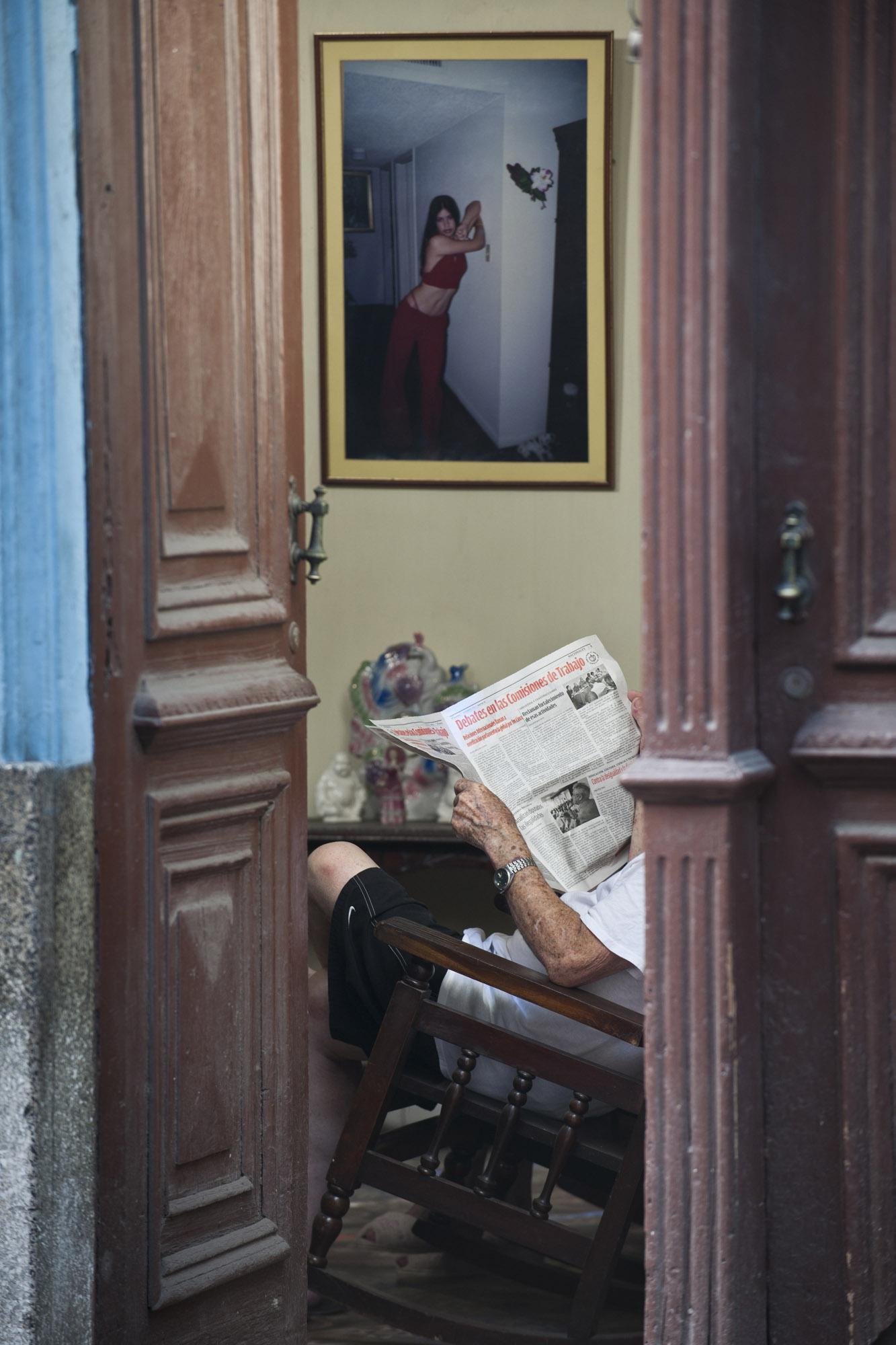 Interior 1 - Cuba - Hector Garrido, Aerial and human photography