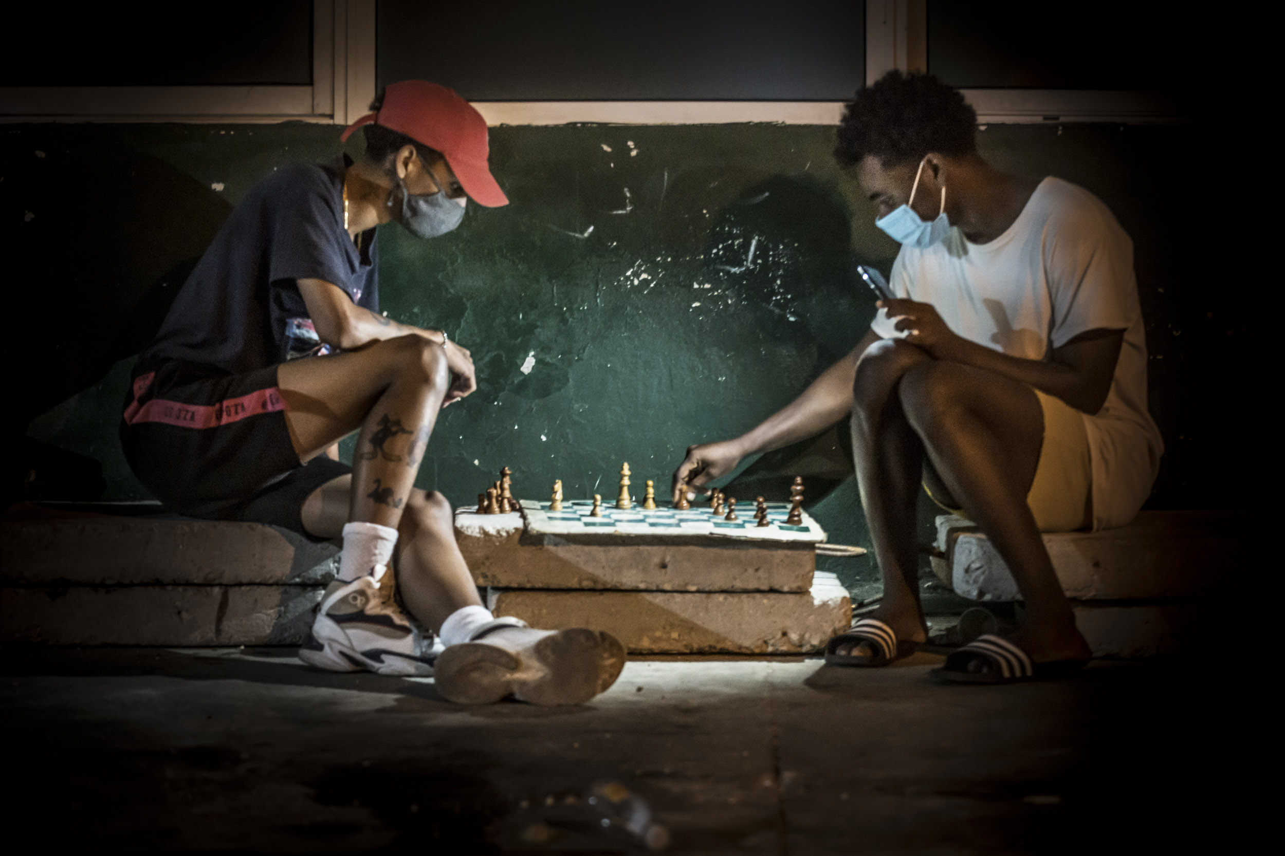 Ajedrez - Cuba - Hector Garrido, Aerial and human photography