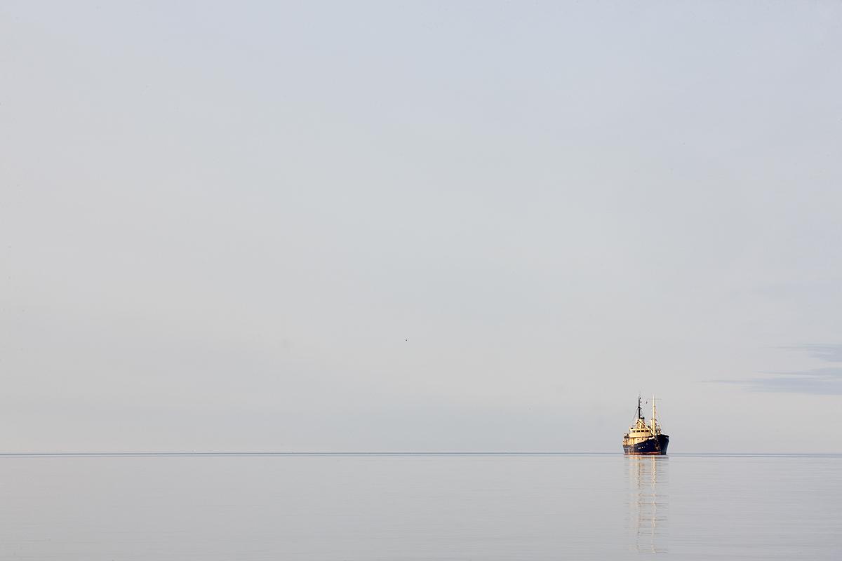 Isbukta-Malmö - Svalbard - Iñigo Bernedo, Fotografía