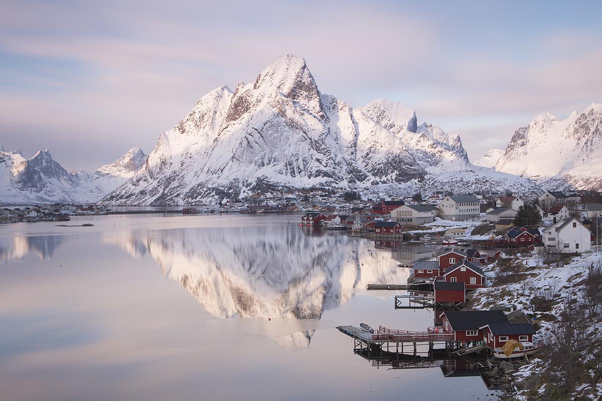 Reine, Norway - Lofoten - Iñigo Bernedo, Fotografía