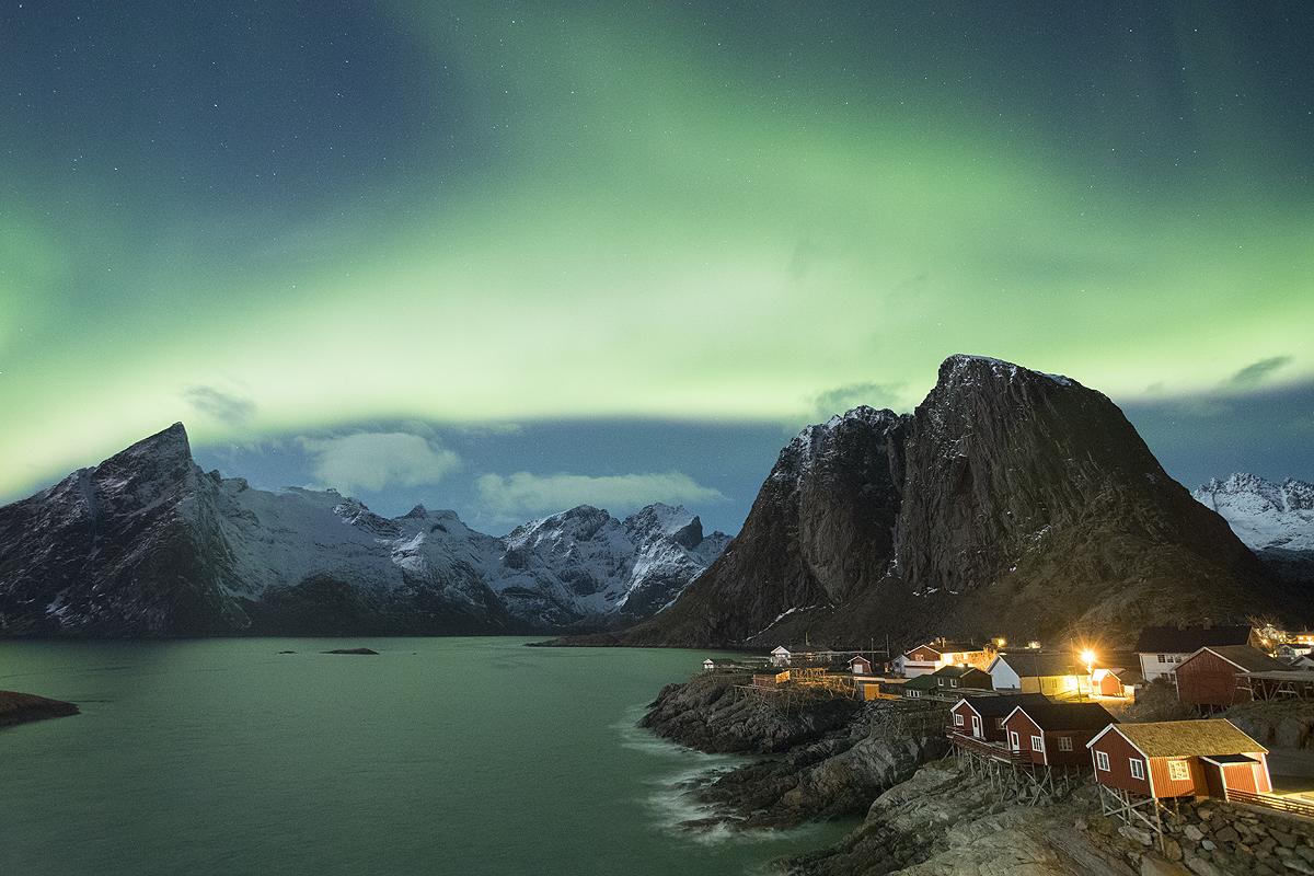 Hamnoy, Norway - Lofoten - Iñigo Bernedo, Fotografía