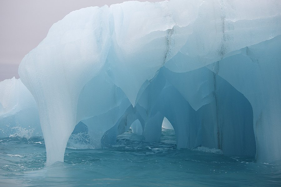 Svalbard Glaciar, Mar de Barents - Svalbard - Iñigo Bernedo, Fotografía