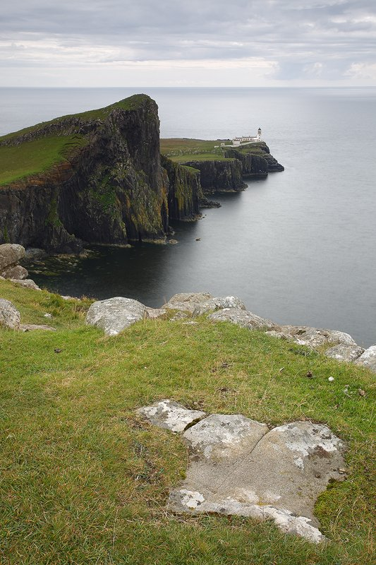 Neist Point Lighthouse, Skye Isle Scothland - Escocia - Iñigo Bernedo, Fotografía