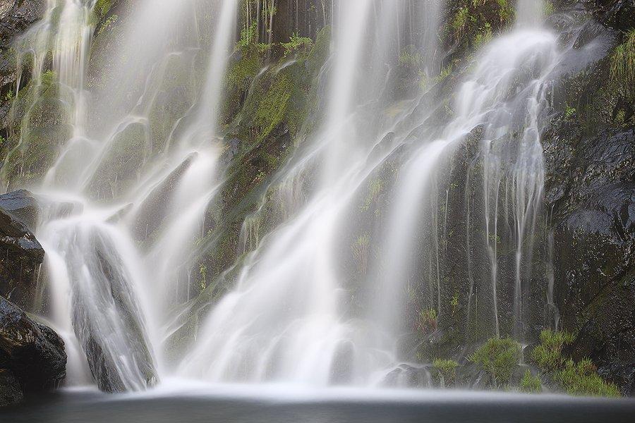 Cascada El chorritejo Las Hurdes - Bosques - Iñigo Bernedo, Fotografía