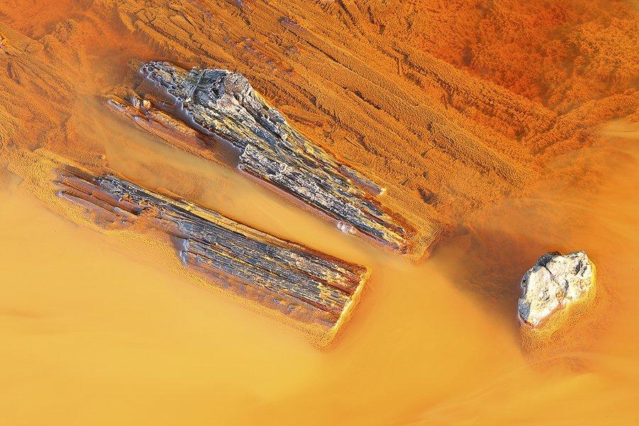 Rio Tinto Huelva - Rincones - Iñigo Bernedo, Fotografía