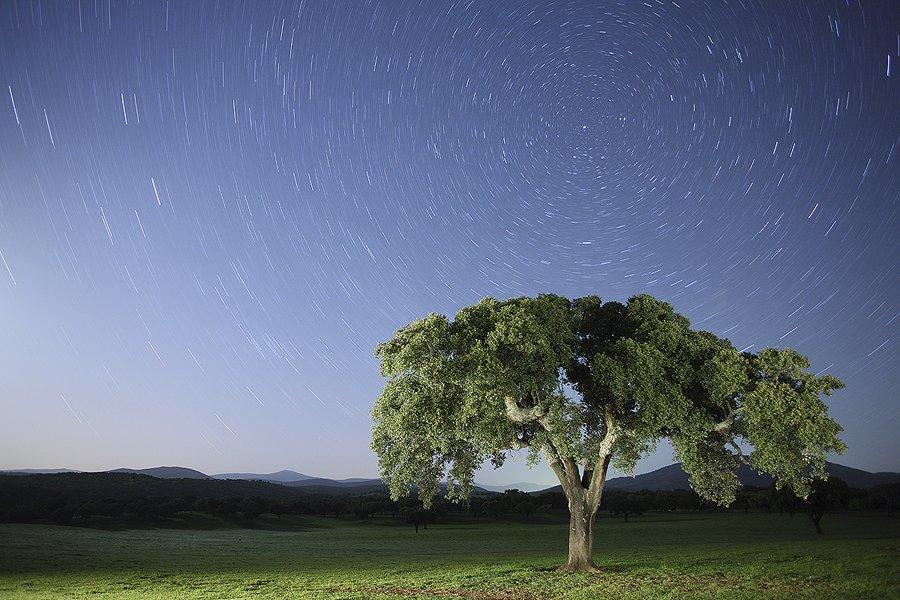 Las Hurdes Extremadura - Nocturnas - Iñigo Bernedo, Fotografía