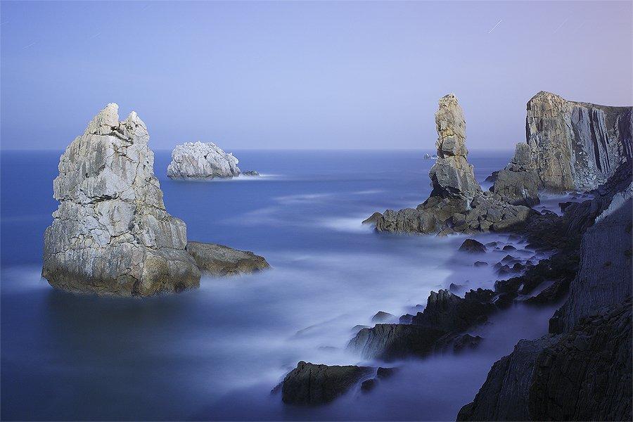 Los Urros, Portio Cantabria  - Nocturnas - Iñigo Bernedo, Fotografía