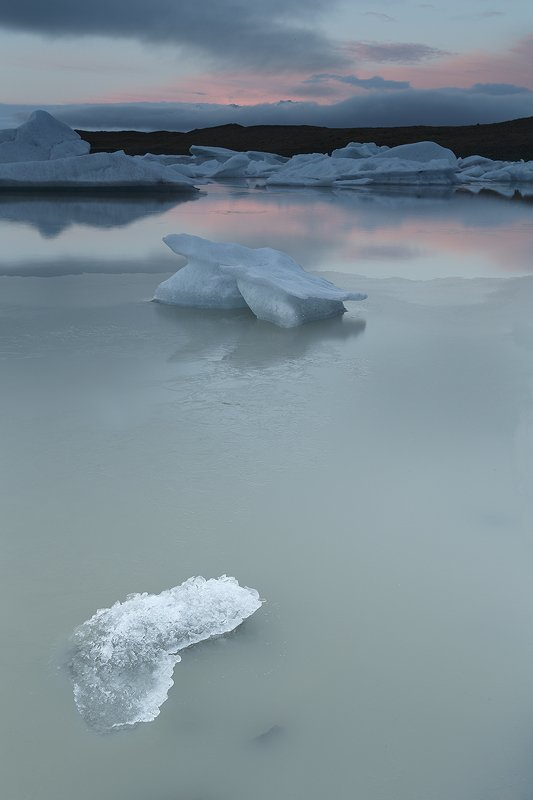 Islandia, Fjallsárlón  - Islandia - Iñigo Bernedo, Fotografía
