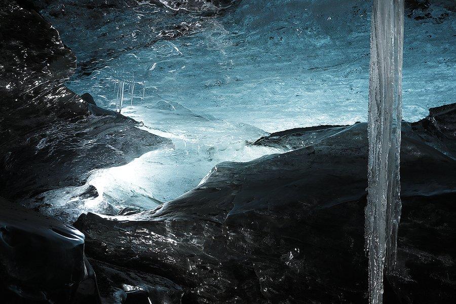 Islandia, Cueva Glaciar Öraefajökul - Islandia - Iñigo Bernedo, Fotografía