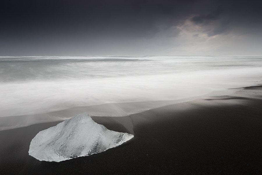 Islandia, Jökulsárlón  - Islandia - Iñigo Bernedo, Fotografía