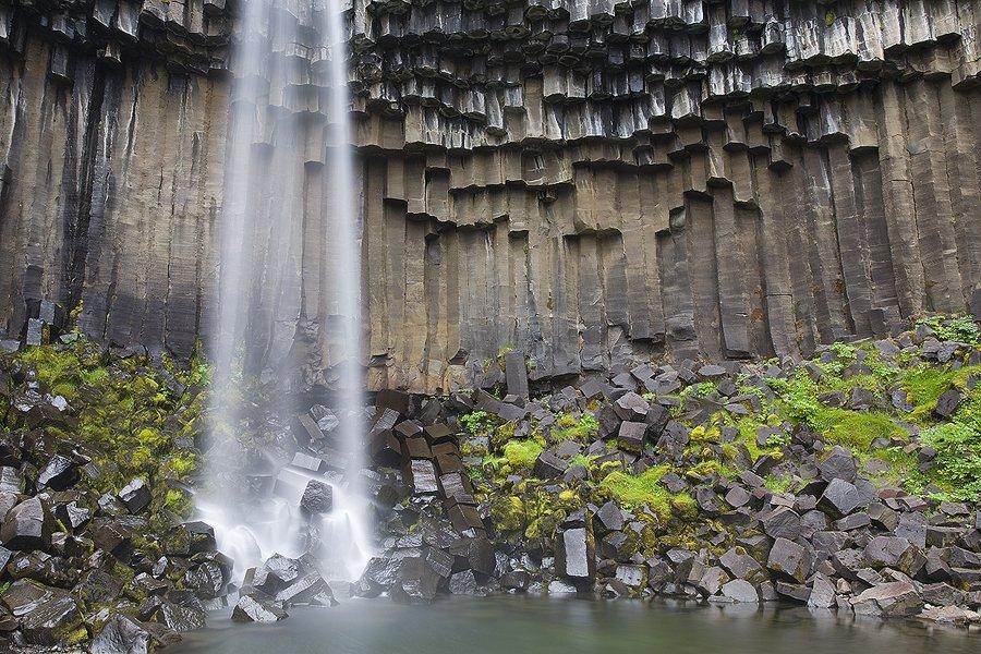 Islandia Svartifoss - Islandia - Iñigo Bernedo, Fotografía