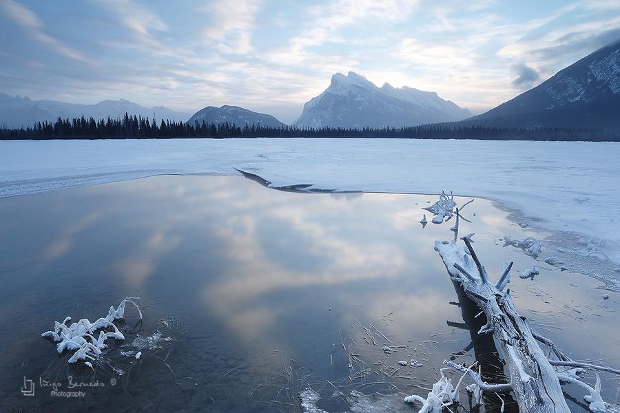 Banff, Vermilion Lake - Canada, Abraham Lake - Iñigo Bernedo, Fotografía