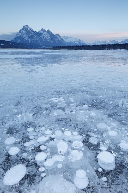Preachers Point, Abraham Lake, Kootenay Plains - Canada, Abraham Lake - Iñigo Bernedo, Fotografía