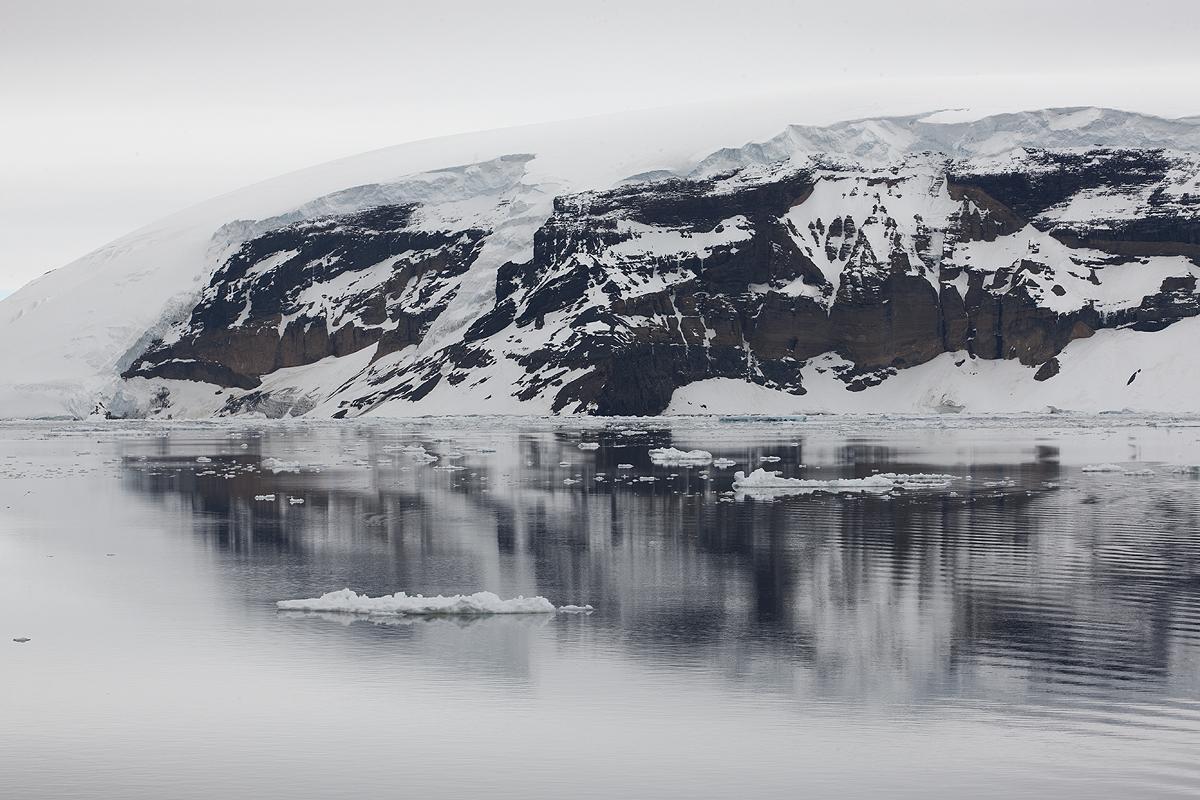 Brown Bluff - Antártida - Iñigo Bernedo, Fotografía