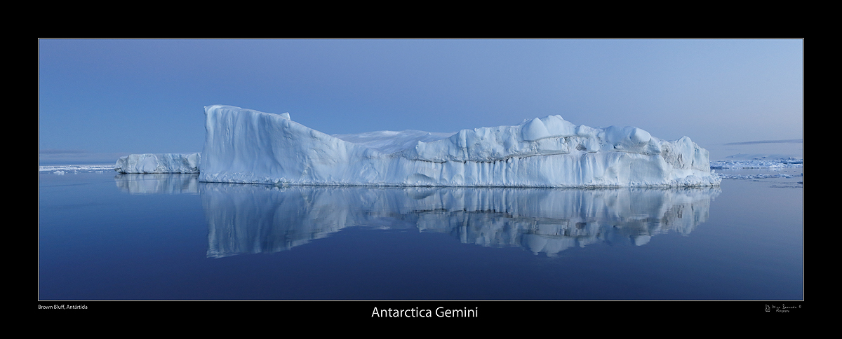 Brown Bluff, Antarctica Gemini - Antártida - Iñigo Bernedo, Fotografía