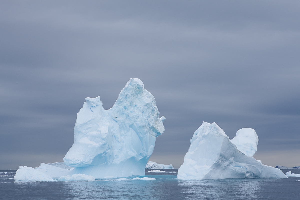 Iceberg, Orne harbour - Antártida - Iñigo Bernedo, Fotografía