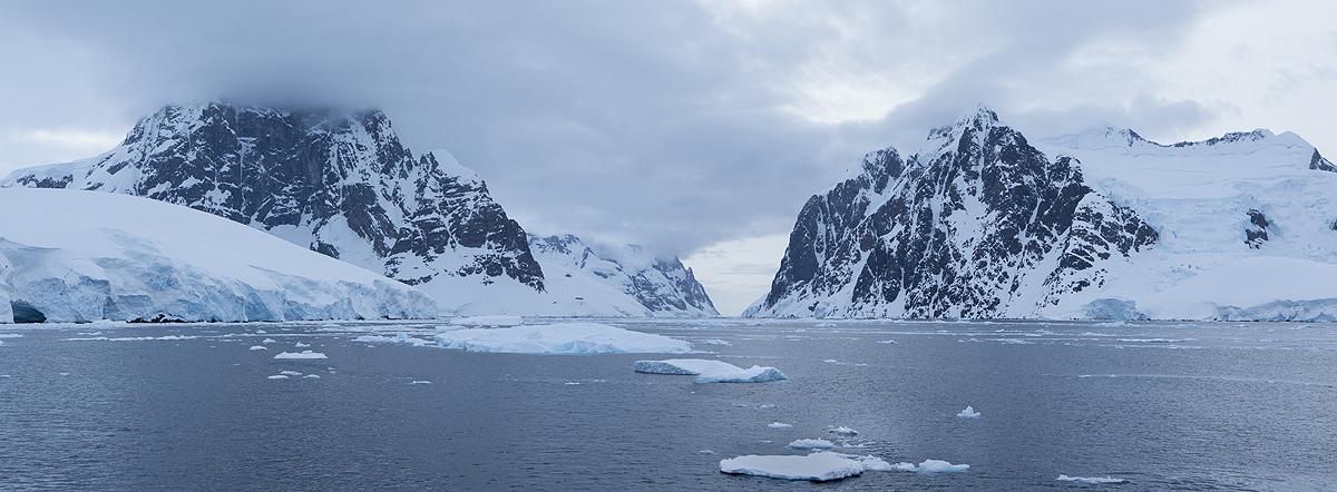 Lemaine Chanel - Antártida - Iñigo Bernedo, Fotografía