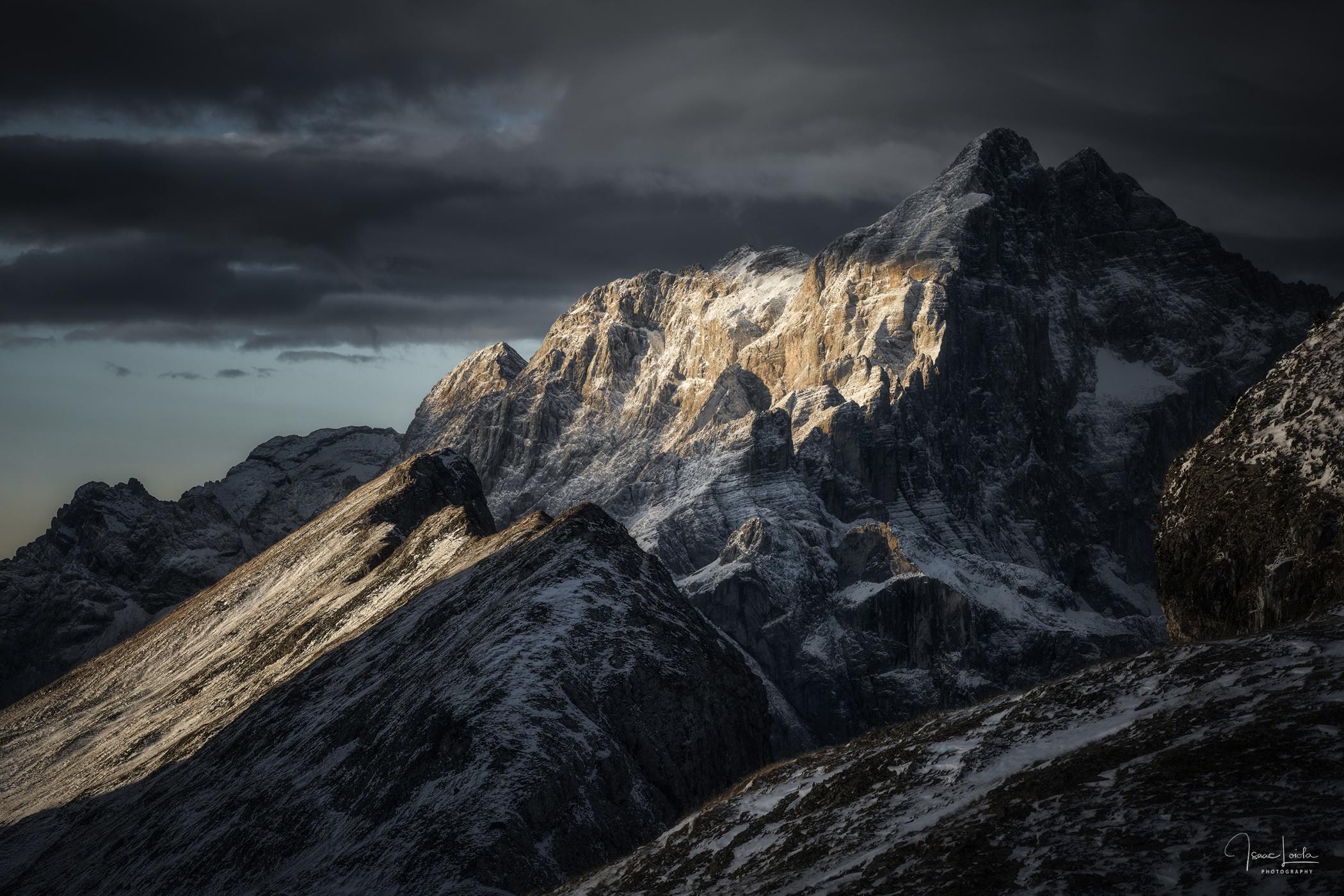 Civetta - Luces de montaña - Isaac Loiola, Photography