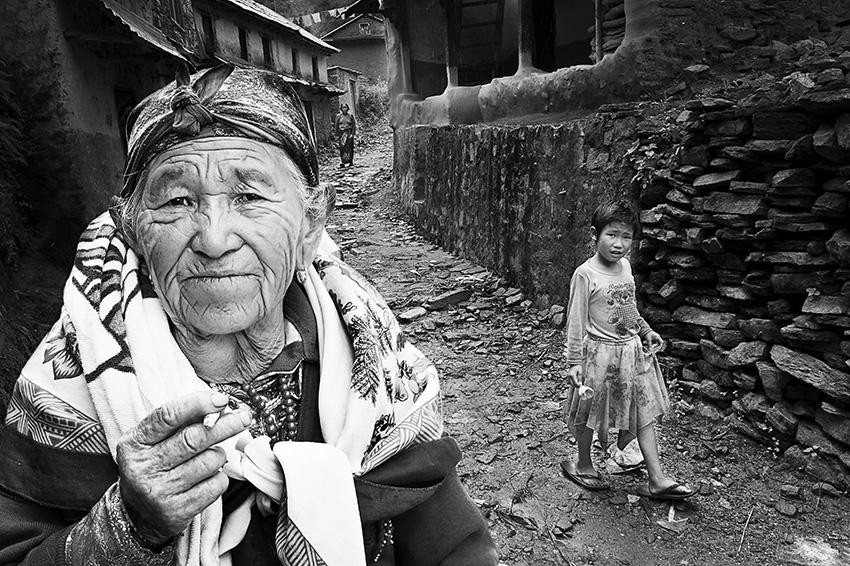 Amonaren plazerra - Erretratuak-Retrato - Iosu Garai, Argazkilaria - Fotógrafo