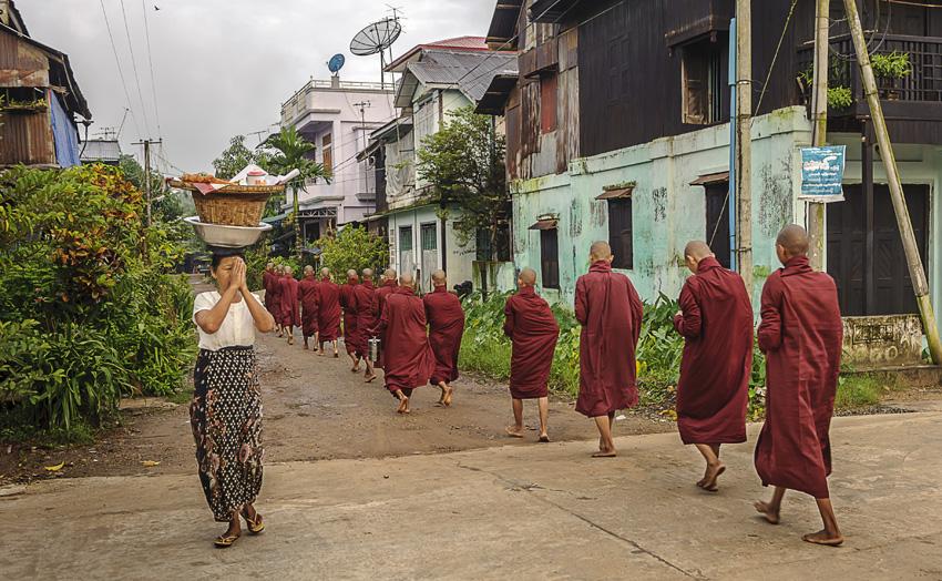 Myanmar - Bidaiak-Viajes - Iosu Garai, Argazkilaria - Fotógrafo