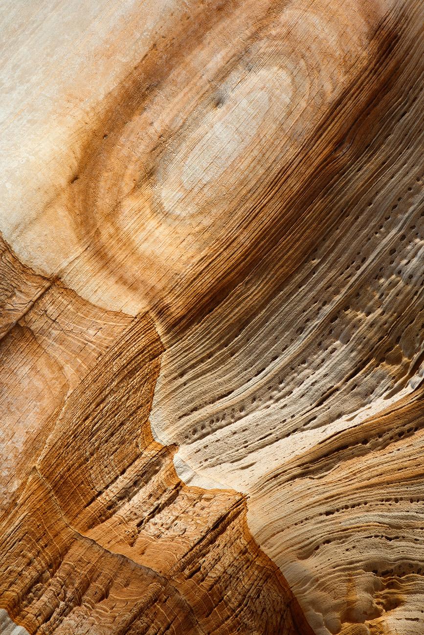 Geometrías naturales - Isabel Díez, landscape photography