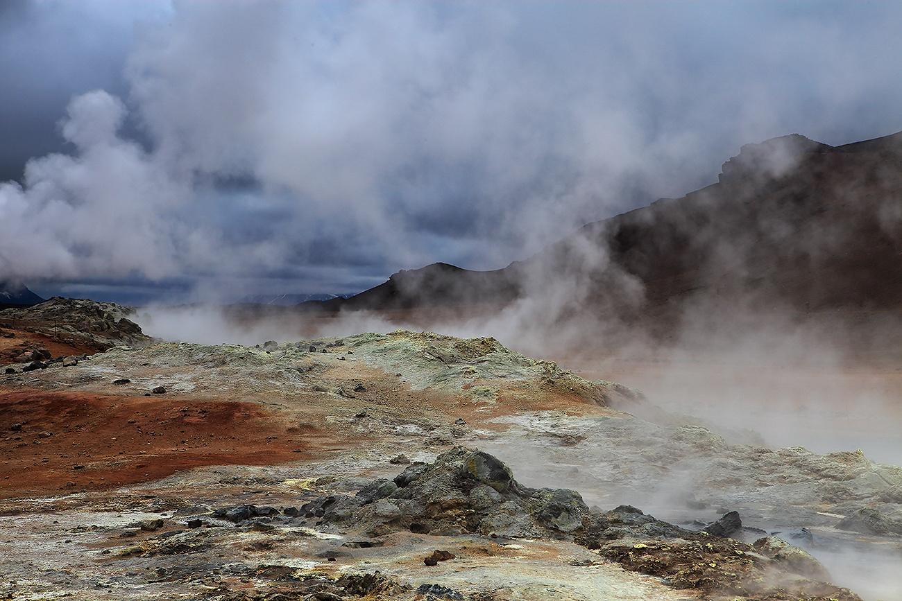 Momentos de Islandia - Isabel Díez . Islandia