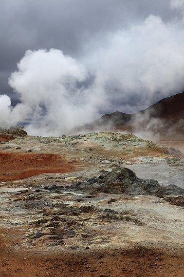 Mývatn, Islandia - Momentos de Islandia - Isabel Díez . Islandia