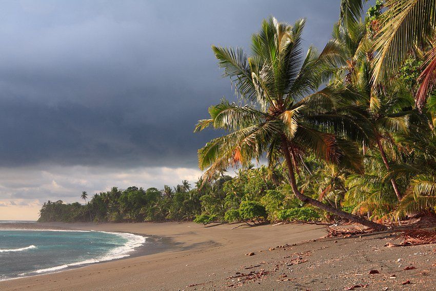 Corcovado, Costa Rica, Febrero 2009. - Objetivo Pura Vida - Isabel Díez, landscape photography