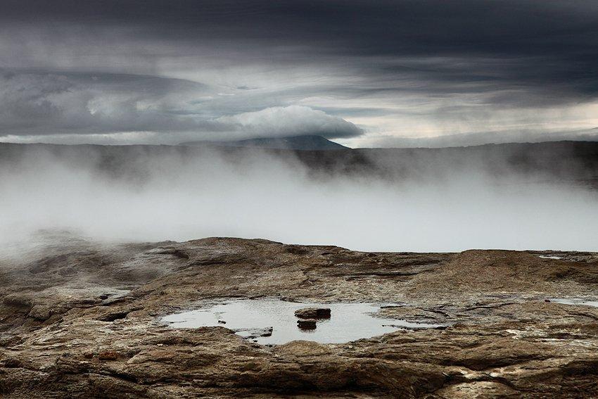 Geysir, Islandia - Momentos de Islandia - Isabel Díez . Islandia