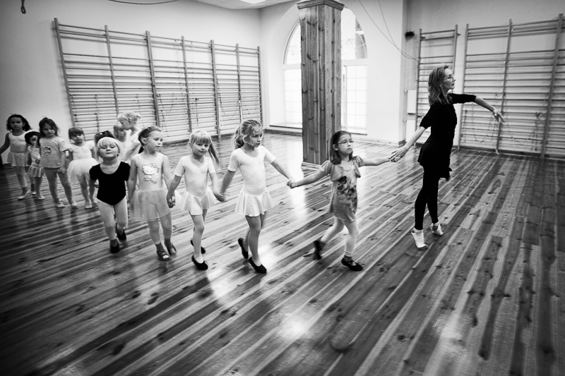 little ballerinas - IZABELA URBANIAK, PHOTOGRAPHER