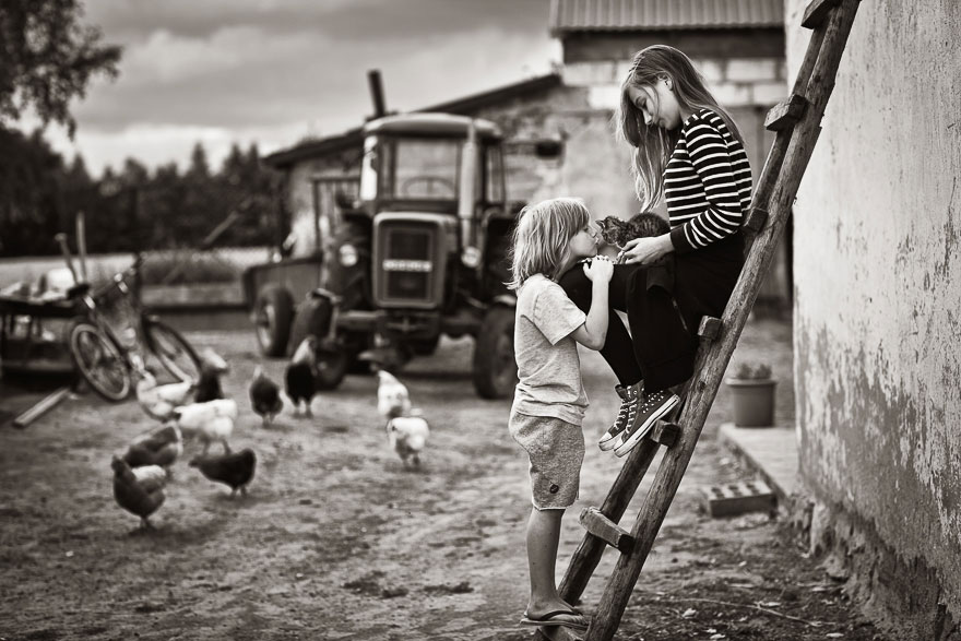 summertime - IZABELA URBANIAK, PHOTOGRAPHER