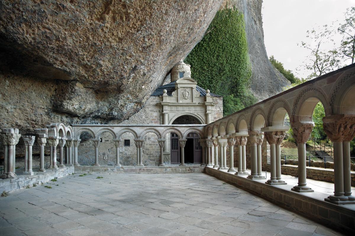 SAN JUAN DE LA PEÑA, ARAGON - Arte Románico - Javierangel lopez, fotografia de  arte romanico