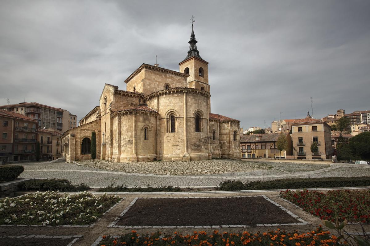 SAN MILLAN, SEGOVIA - Arte Románico - Javierangel lopez, fotografia de  arte romanico