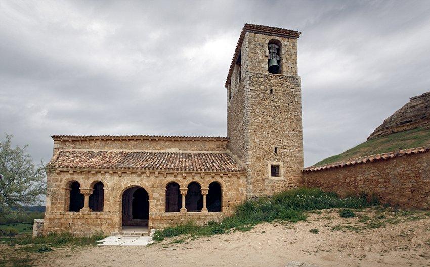 Aguilera, San Martin - Arte Románico - Javierangel lopez, fotografia de  arte romanico
