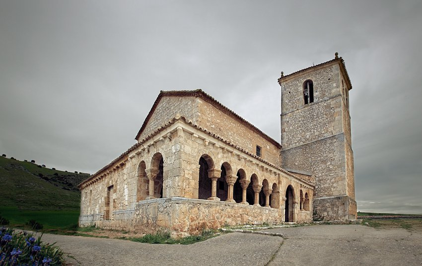 Andaluz, San Miguel - Arte Románico - Javierangel lopez, fotografia de  arte romanico