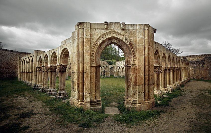Arcos de San Juan de Duero, Soria - Arte Románico - Javierangel lopez, fotografia de  arte romanico