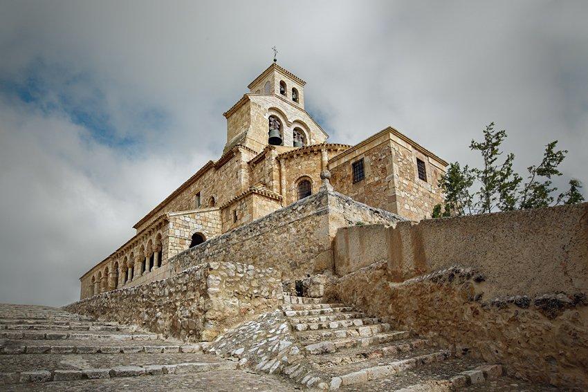 San Esteban de Gormaz, nuestra señora del Rivero - Arte Románico - Javierangel lopez, fotografia de  arte romanico