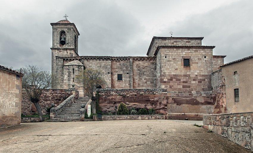 Romanillos de Medinaceli - Arte Románico - Javierangel lopez, fotografia de  arte romanico