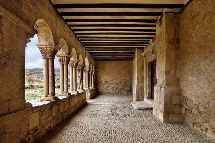 San Pedro, Caracena, Soria - Arte Románico - Javierangel lopez, fotografia de  arte romanico