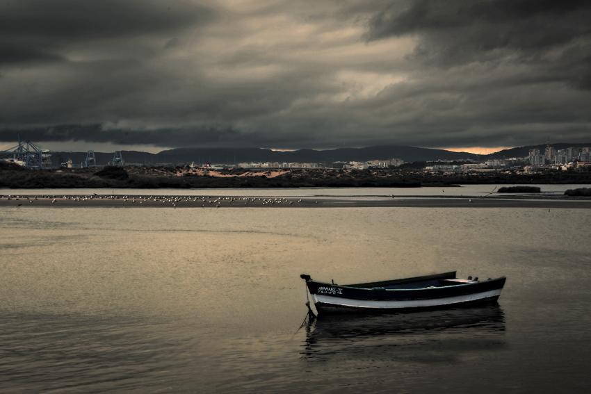 Cerca de Algeciras - Ecos del paisaje - Javierangel lopez, fotografia de  paisaje
