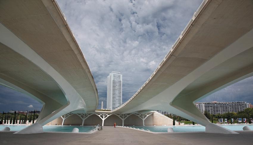Edificio blanco - ARQUITECTURA Y URBANAS - Javierangel lopez, fotografia de arquitectura y paisaje urbano